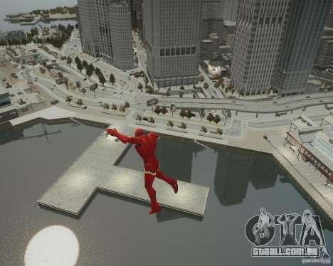 Iron Man Mk3 Suit para GTA 4 nono tela
