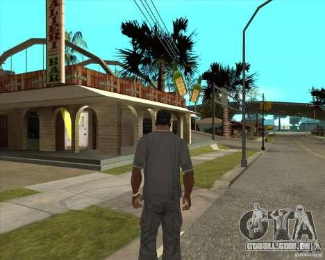 Salierys Bar para GTA San Andreas