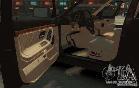 BMW 750i E38 1998 M-Packet para GTA 4 vista direita