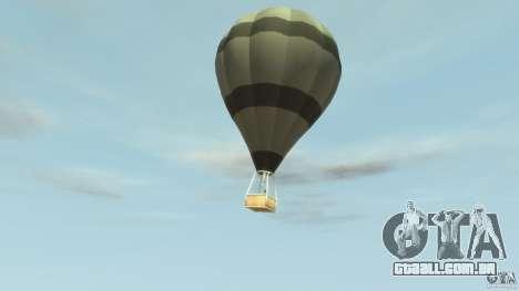 Balloon Tours option 5 para GTA 4 esquerda vista