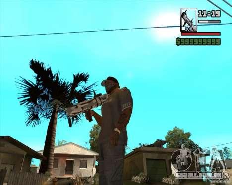 Melhor RPG-18 para GTA San Andreas segunda tela