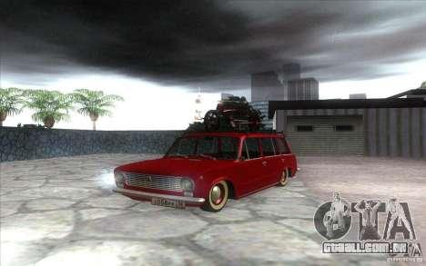 2102 VAZ retro para GTA San Andreas