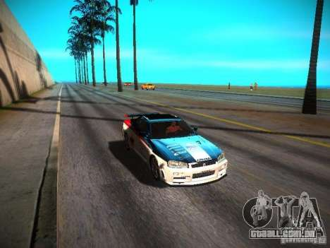 ENBSeries By Avi VlaD1k para GTA San Andreas quinto tela