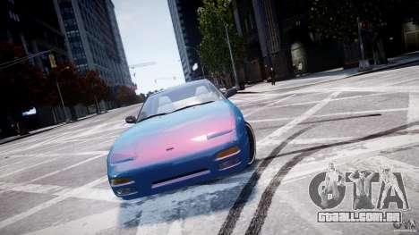 Nissan 240sx v1.0 para GTA 4 esquerda vista