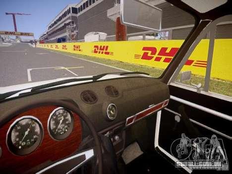 VAZ 2106 v 1.0 para GTA 4 vista interior