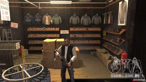 New Russian Shop para GTA 4 por diante tela