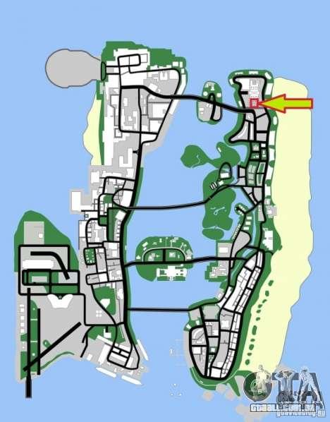 C&A mod v1.1 para GTA Vice City quinto tela