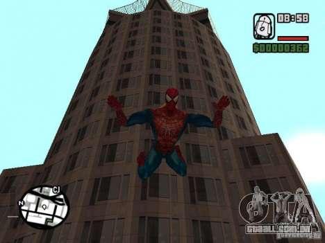 Spider Man From Movie para GTA San Andreas