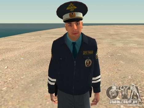 Major DPS para GTA San Andreas oitavo tela