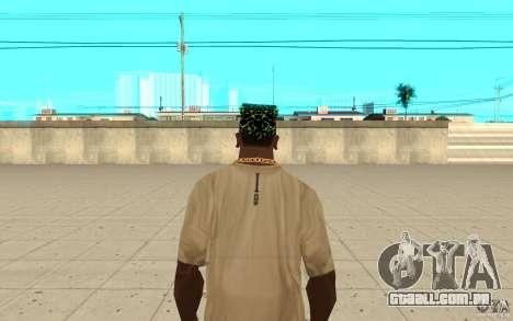 Bandana xbox para GTA San Andreas terceira tela