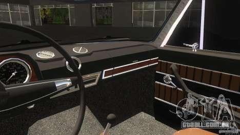 2103 Vaz para GTA San Andreas vista interior