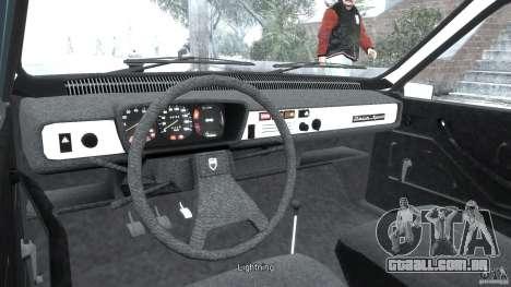 Dacia 1310 Sport v1.3 para GTA 4 vista direita