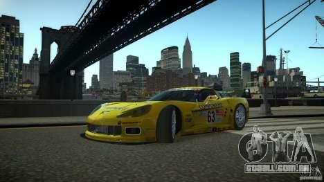Chevrolet Corvette C6-R v2.0 para GTA 4