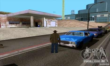 ENB Series v1.4 Realistic for sa-mp para GTA San Andreas décimo tela