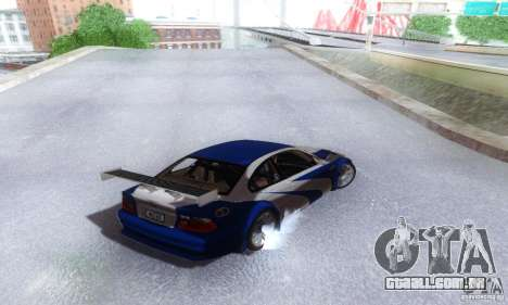 iPrend ENBSeries v1.1 BETA para GTA San Andreas segunda tela