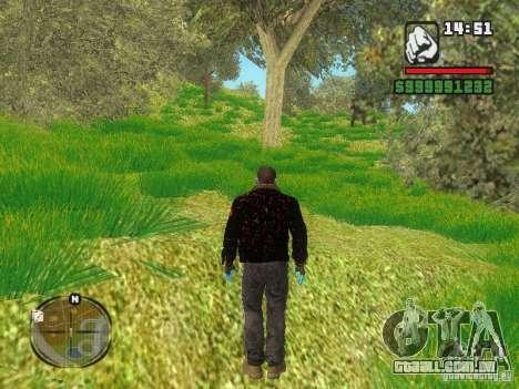 Niko Avatar para GTA San Andreas terceira tela