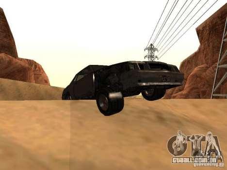 Rusty imperador do GTA 4 para GTA San Andreas vista direita