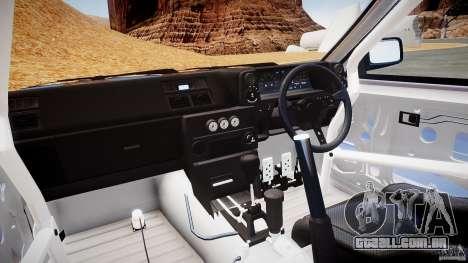 Toyota Corolla Levin AE86 v.1.0 para GTA 4 vista de volta