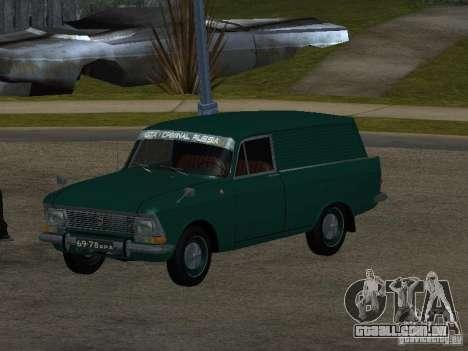 AZLK 434 para GTA San Andreas