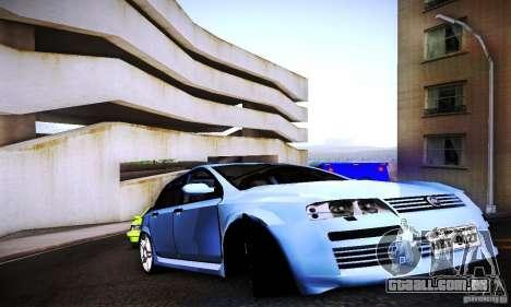 Fiat Stilo Abarth 2005 para GTA San Andreas vista direita
