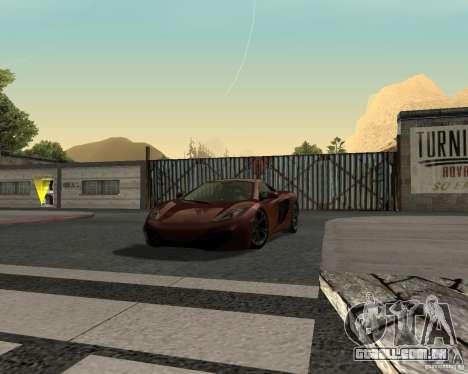 ENBSeries by Nikoo Bel para GTA San Andreas sexta tela