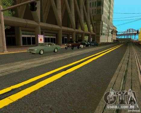 GTA 4 Roads para GTA San Andreas oitavo tela