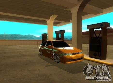 VAZ-2112 carro Tuning para GTA San Andreas
