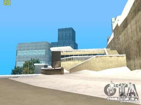 Voos em Liberty City para GTA San Andreas terceira tela