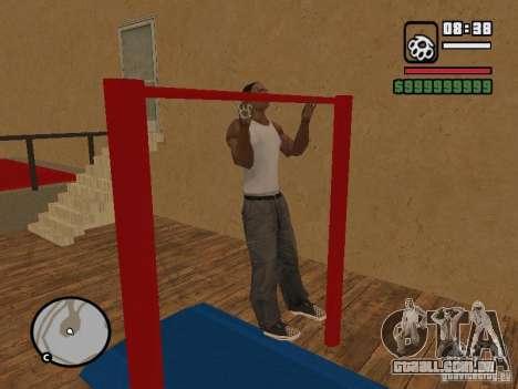 Training and Charging 2 para GTA San Andreas oitavo tela