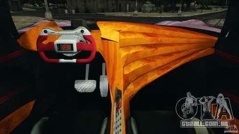 Citroen GT v1.2 para GTA 4 vista de volta