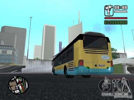 CitySolo 12 para GTA San Andreas vista interior