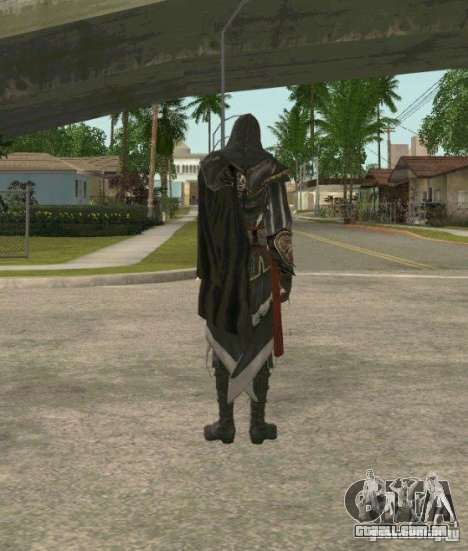 Assassins skins para GTA San Andreas twelth tela