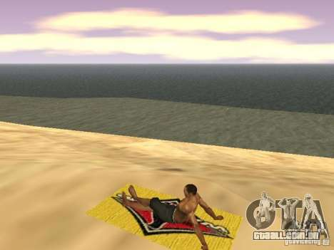 Esteira do resto para GTA San Andreas sexta tela
