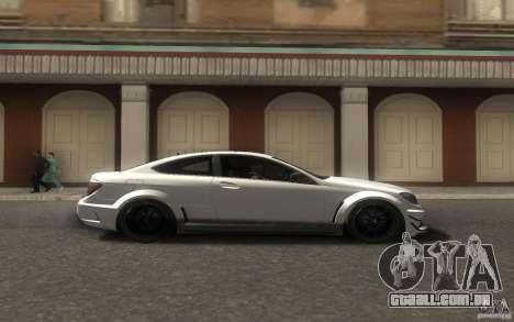 ENB Series by muSHa v1.0 para GTA San Andreas por diante tela