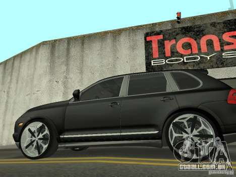 Luxury Wheels Pack para GTA San Andreas