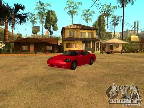 Spawn de carros para GTA San Andreas segunda tela