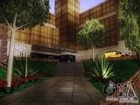 O novo hospital de Los Santos para GTA San Andreas terceira tela