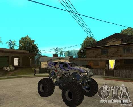Bounty Hunter para GTA San Andreas
