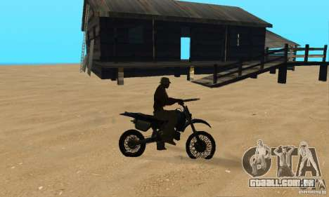 Lost Island para GTA San Andreas sexta tela