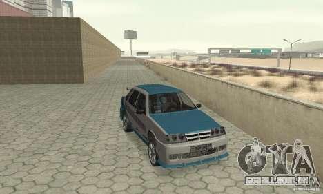 VAZ 21099 PROstreet v. 2 para GTA San Andreas