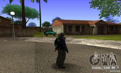 Grove Street v1.0 para GTA San Andreas segunda tela