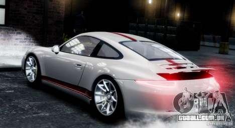 Porsche 911 (991) EPM para GTA 4 esquerda vista