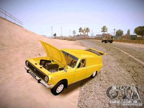 Van de Volga GAZ-24-02 para GTA San Andreas