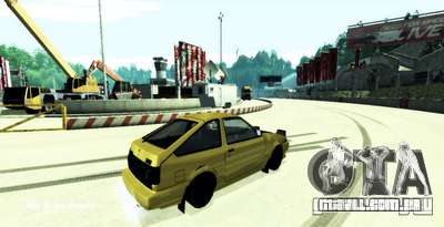 Miytomi para GTA San Andreas terceira tela