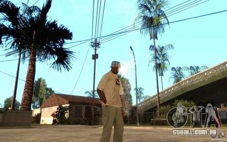 Life para GTA San Andreas segunda tela