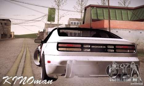 Nissan 300ZX Z32 para GTA San Andreas esquerda vista