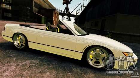 Nissan Silvia S13 Cabrio para GTA 4