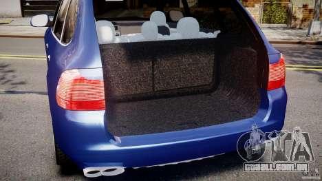 Porsche Cayenne Magnum para GTA 4 vista lateral