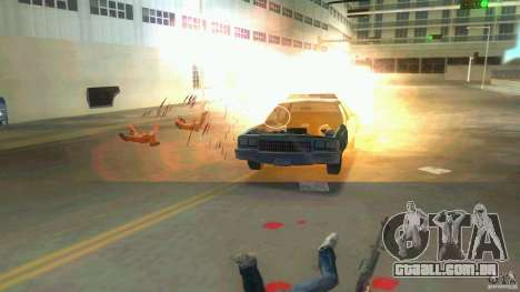 No death mod para GTA Vice City terceira tela