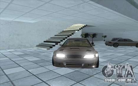 Sentinela do GTA 4 para GTA San Andreas vista direita